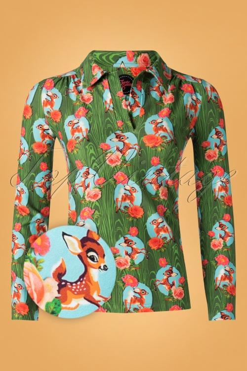 Tante Betsy 29176 Shirt Nellie Kit Green20190813 001Z