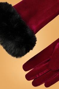 Amici 30372 Valentina Glove in Red 20190805 020L copy