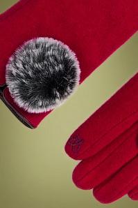 Amici 30365 Lucia Glove in Red 20190805 020L2