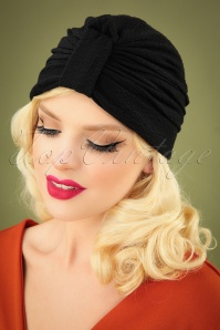 Brothers and Sisters 31199 Lamarck Black Turban 040MaW