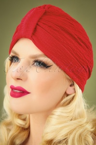 Brothers and Sisters 31200 Chatelet Turban Red 041M W