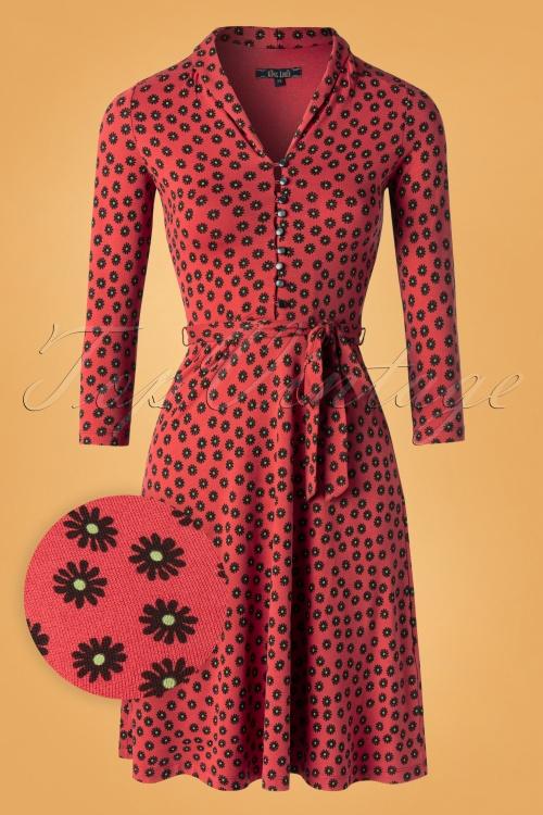 King Louie 29441 Emmy Dress Icon Red Dress20190816 002W1