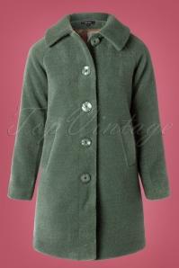 King Louie 29477 Betty Coat Jasper Green20190816 003W
