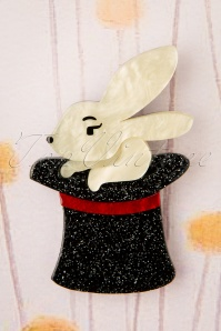 TopVintage exclusive ~ 60s Trixie Bunny Hunny Brooch