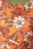 Vintage Chic 31972 Pencildress Brown Floral 190821 006