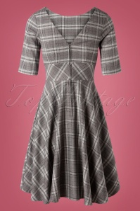 Bunny 30796 Swingdress Frostine Mild Grey 08212019 008W