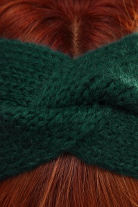 King Louie 29537 Hairband Jules Pine Green 041M copy