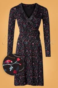 Vive Maria 30077 Fantasy Girl Dress Black20190627 002W1
