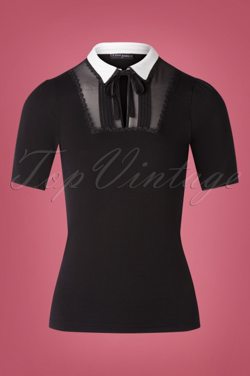 Vive Maria 30078 French Chic Shirt20190626 002W