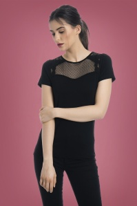 Vive Maria 30081 British Shirt Black 20190710 020LW