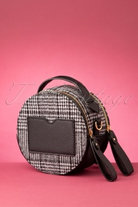 Darling Divine 31329 Handbag In Black check20190822 018W