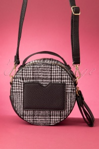 Darling Divine 31329 Handbag In Black check20190822 016W