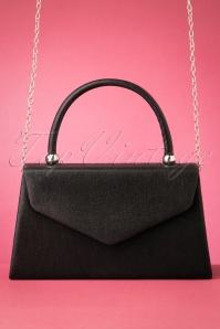 Darling Divine 31328 Handbag In Black Glittery20190822 014W