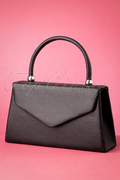 Darling Divine 31328 Handbag In Black Glittery20190822 009W