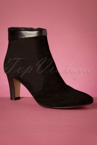Tamaris 30329 Ankle Boot Black Heels 20190820 037W