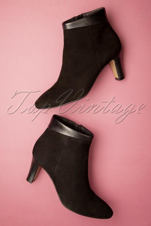 Tamaris 30329 Ankle Boot Black Heels 20190820 026W