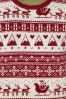 Banned 30630 Holly Jumper in Red and White 20190516 007
