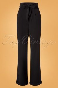 Unique Vintage 29951 Pants Black Myrna 08262019 0003W
