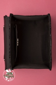 Ruby Shoo 29318 Riva Bag Black Velvet20190827 028V