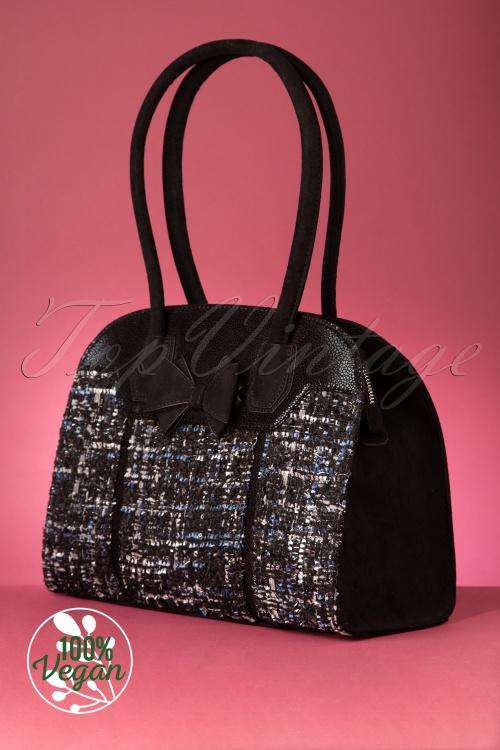 Ruby Shoo 29315 Kobe Bag Tweed20190827 017W