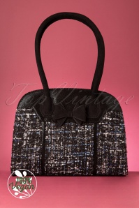 Ruby Shoo 29315 Kobe Bag Tweed20190827 001W