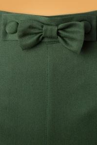 Banned 30674 Hidden Away Trousers in Dark Green 20190527 005W