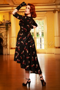 Vintage Diva 29633 Amber Swing Dress  20190410 1W