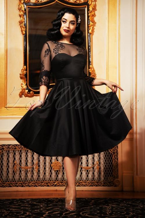 60ies Wedding Dress.Dresses Large Fifties Style Dresses At Topvintage