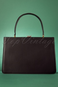 50s Suzie Bag in Black