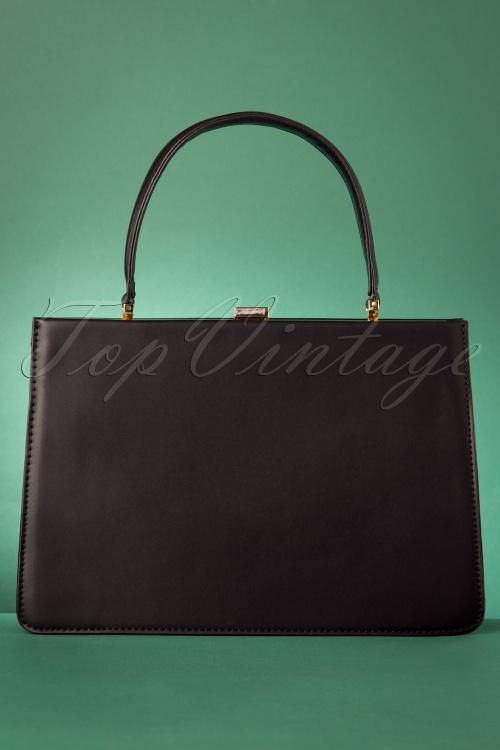 Collectif 30404 Suzie bag black20190829 007W