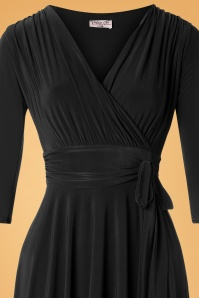 Vintage Chic 31247 Black Dress 20190830 002V