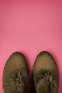Lulu Hun 30527 Boots Tatiana Olive Fur 20190902 0001 copy