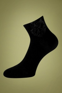 Marcmarcs 31987 Iris Sock in Black 20190823 020L W