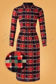 King Louie 29571 Olive Dress Ecosse20190705 003Z