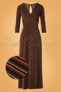 King Louie 29438 Lot Maxi Dress Nikki Stripe20190624 003Z
