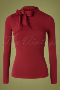 Vixen 30920 Top Tie Red 09042019 002W