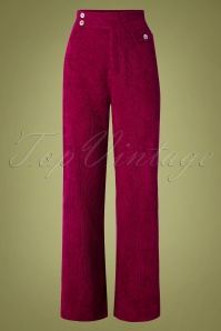 Vixen 30926 Pants Reese Red Wide 09042019 002 1 W