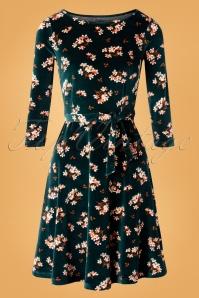 King Louie 29428 Betty Dress Huckleberry Pine green20190710 005 W