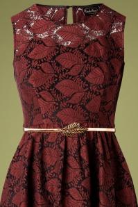 Vixen 30893  Sophia Black Red Dress 20190905 0001V