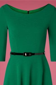Vintage Chic 31430 Emerald Green Swing Dress 20190906 002 V