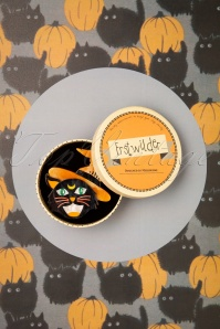 Erstwilder 32100 Brooch Witch Cat Halloween 09102019 000004W