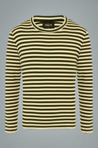 Collectif 31575 Jim Striped Longsleeved Shirt 20190904 020LW