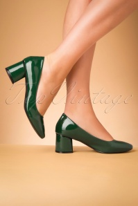 Banned 29255 Green Heels The Modernis 20190911 010W