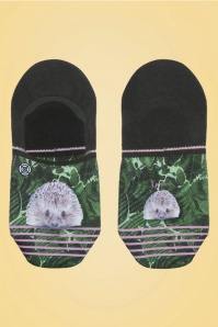 Hedgehog Invisible Footies