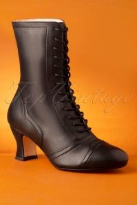 Miss L Fire 29968 Boots Frida Black 09092019 006W