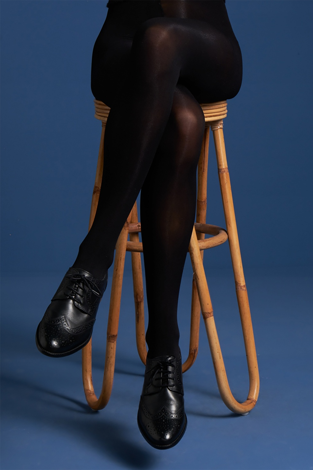 1960s Tights, Stockings, Panty Hose, Knee High Socks 60s Micro Tights in Black £11.16 AT vintagedancer.com