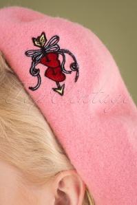 Bunny 30990 Amora Beret Pink 041M copy