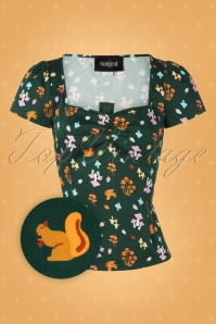 Collectif TV 30809 Top Green Mushroom Mimi 13 0003Z