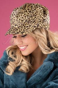 Banned Retro 29223 Hat Olga Leopard 20190912 001W