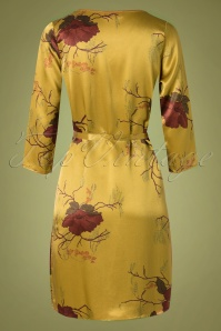 Le Pep 30022 Pencildress Becky Musterd Satin Floral 09162019 011 W
